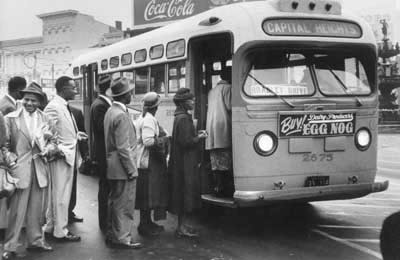The Bus Boycott Sparks a Movement